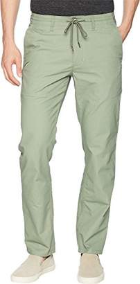 Publish Brand INC. Men's Steel-Ripstop Classic Fit Pant with Adjustable Draw Cord