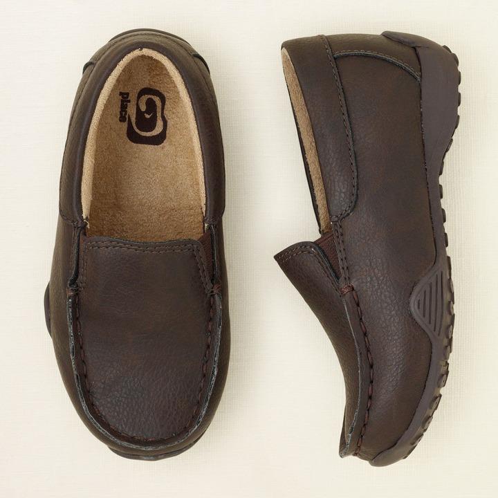 Children's Place Slip-on dress shoe