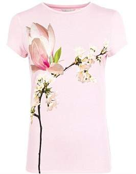 Ted Baker Ameliza Floral Tee