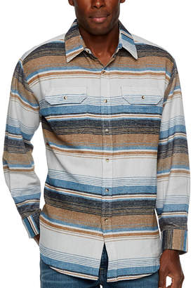 Ely Cattleman Long Sleeve Western Shirt