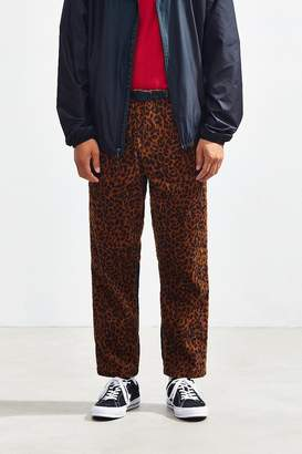 Urban Outfitters Leopard Corduroy Trail Pant