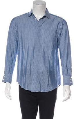Rag & Bone Striped Dress Shirt