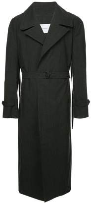 Strateas Carlucci Meta trench coat