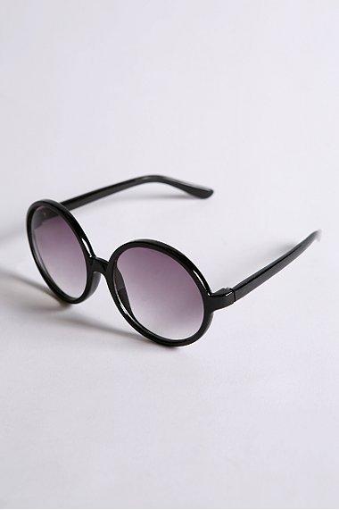 Peabody Round Sunglasses