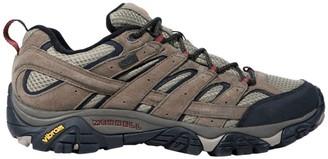 L.L. Bean L.L.Bean Men's Merrell Moab 2 Waterproof Hiking Shoes