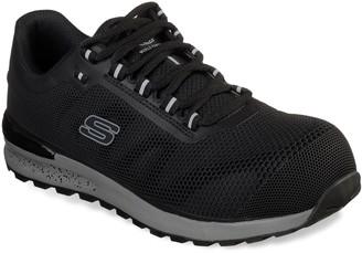 Skechers Bulklin Men's Composite Toe Shoes