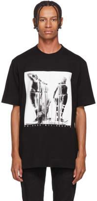 Black Limited Edition Nomenklatura Studio Monuments T-Shirt