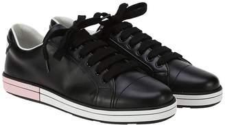Prada Linea Rossa Sneaker Rubber Logo Sole