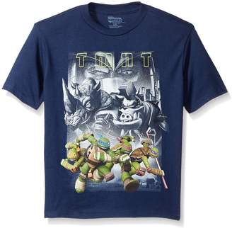 Nickelodeon Teenage Mutant Ninja Turtles Little Boys' Power T-Shirt Shirt
