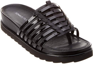 Donald J Pliner Cara Leather Sandal