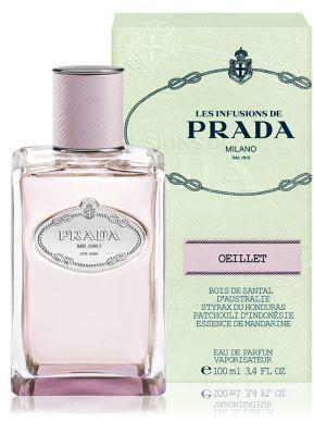 pradaPrada Les infusions Oiellet Eau de Parfum/3.4 oz.