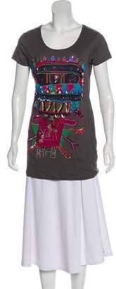 AllSaints Graphic Print T-Shirt