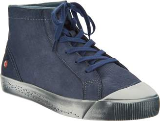 Fly London Softinos by Leather High Top Sneakers - Kip