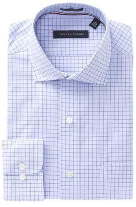 Tommy Hilfiger Graph Check Regular Fit Dress Shirt