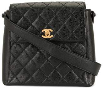 Chanel Pre-Owned quilted CC tote bag