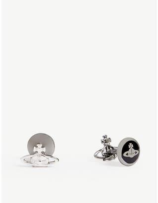 Vivienne Westwood Suzon orb cufflinks
