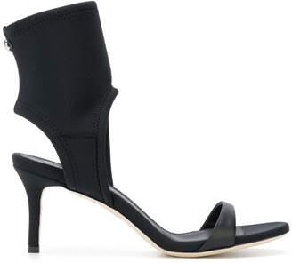 Giuseppe Zanotti Design Agnes neoprene sandals