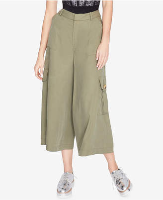 Rachel Roy Wide-Leg Cargo Pants, Created for Macy's