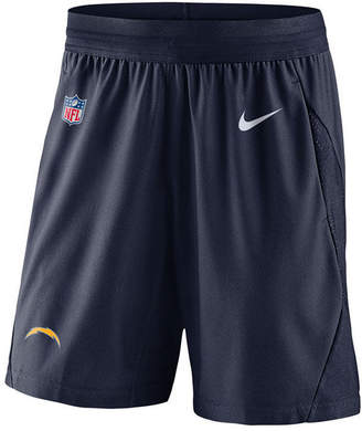 Nike Men's Los Angeles Chargers Fly Knit Shorts