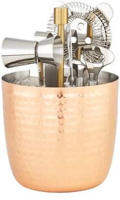 """Old Dutch Aura"""" Hammered Copper Bar Tools Set"""
