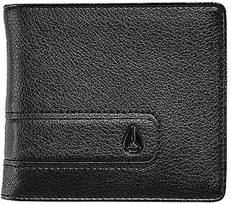 Nixon Showtime Bi-Fold Zip Wallet - Men's