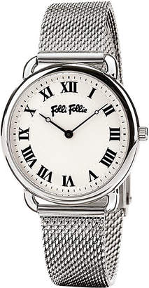 Folli Follie Perfect Match Mini stainless steel watch