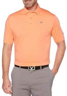 Callaway Cooling Micro Hex Polo Shirt