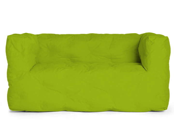 Sitting Bull - Couch I 2-Sitzer, Grün