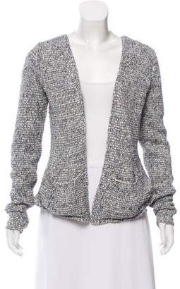 Theyskens' Theory Holographic Knit Cardigan
