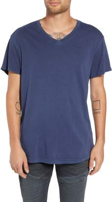 G Star Starkton Solid V-Neck T-Shirt