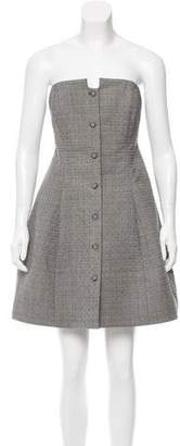 Rosie Assoulin Structured Wool Dress w/ Tags