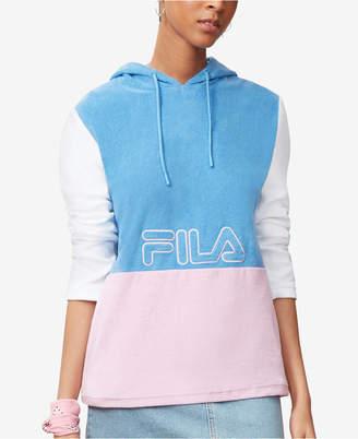 Fila Lux Colorblocked Hoodie