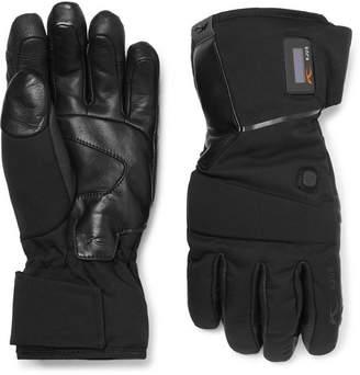 Kjus Bt 2.0 Bluetooth Leather-Panelled Ski Gloves