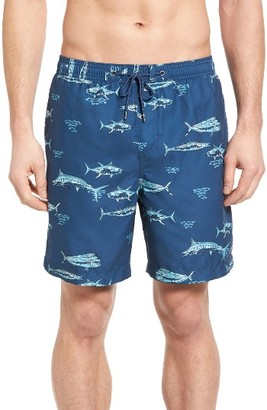 Men's Jack O'Neill Fish N Chips Swim Trunks $49.50 thestylecure.com