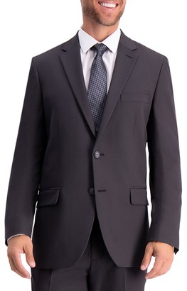 Haggar Men's Active Series Slim-Fit Suit Jacket