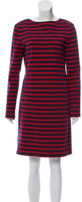 Celine Striped Mini Dress