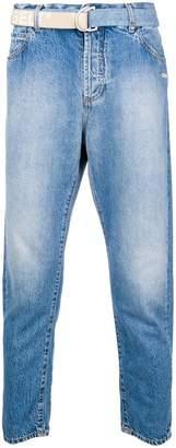 Off-White regular denim jeans