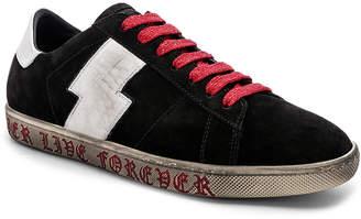 Amiri Suede Viper Sneaker