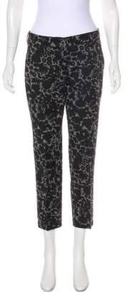 Prada Cropped Wool Pants