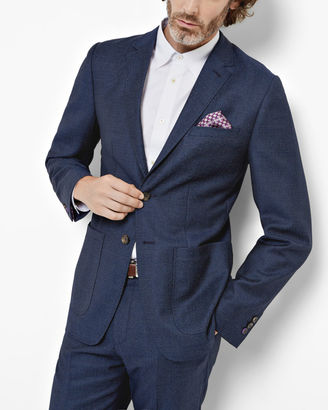 Wool suit jacket $645 thestylecure.com
