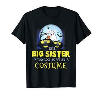 This Big Sister halloween costumes too cool to wear for wome