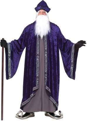 Forum Novelties Inc. Forum Novelties Men's Grand Wizard Deluxe Designer Adult Plus Size Costume