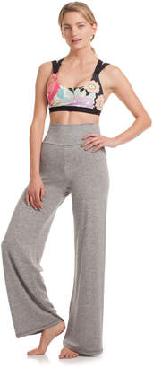 Trina Turk FRENCH TERRY PALAZZO PANT