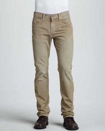 J Brand Ready to Wear Kane Brown Trail Jeans