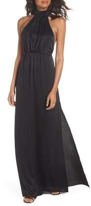Show Me Your Mumu Collette Halter Gown