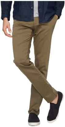 Mavi Jeans Johnny Regular Rise Slim Chino in Sage Twill Men's Casual Pants