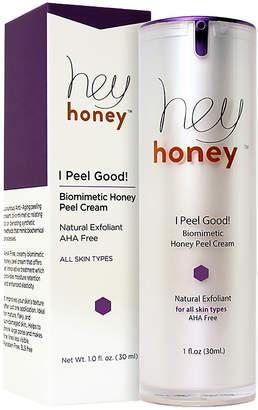 Hey Honey I Peel Good! Biomimetic Honey Peel Cream