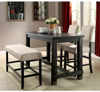 Three Posts Ahner Counter Height Pub Table