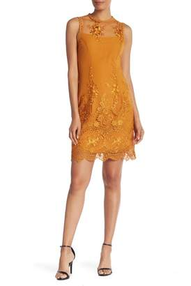 Nanette Lepore NANETTE Lace Sheath Dress