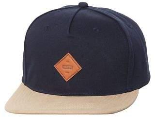 Globe New Men's Gladstone Ii Snapback Cap Plastic Blue N/A